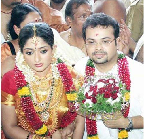 > South Indian Gallery > Marriage > Kavya Madhavan Marriage Photos