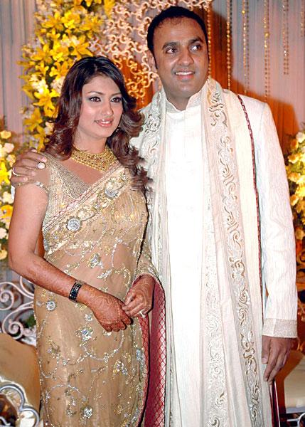 Malavika Sumesh Marriage Photo