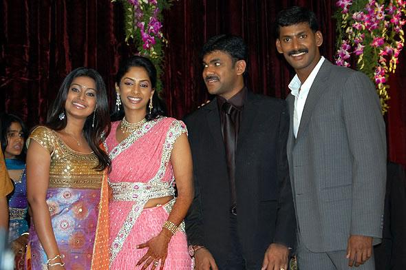 Varun manian sister wedding